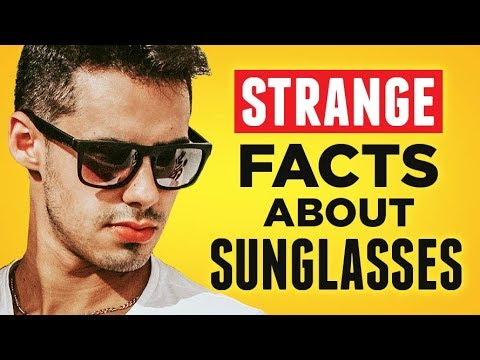 6dd7cc5b33 Sunglasses Make Men More Attractive  10 Interesting Facts About Shades