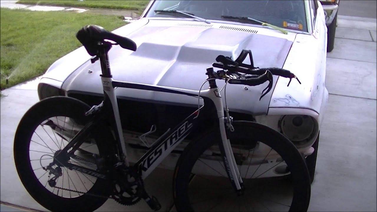 2012 Kestrel Talon 105 Tri Bike Pt 2 Youtube