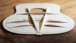 Taylor Guitars | V-Class Bracing