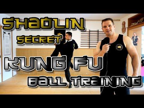 Shaolin Secret Kung Fu Ball Training