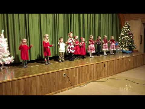 Gwen and Wills Christmas Program 2017
