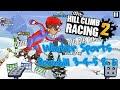 Hill Climb Racing 2 Winter Sports - Downhill 3-4-5 & 6 Walkthrough