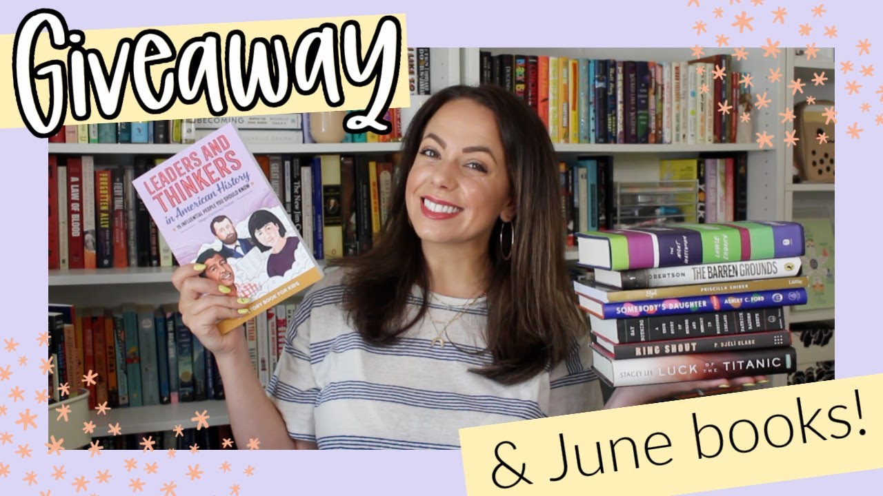 BOOKS THAT TOOK ME FOREVER TO FINISH + A GIVEAWAY!