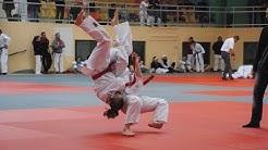 Championnat Régional de Jujitsu Poussins Benjamins Minimes à Wasquehal