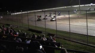 Stuart International Speedway Micro Sprint Feature