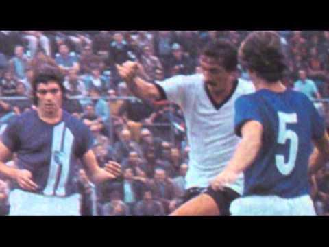 AMARCORD CESENA - MAGDEBURGO 3-1 stagione 1976-77 COPPA UEFA