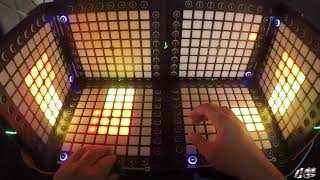 Xiao Meng Play Avicii - Without you (launchpad cover)