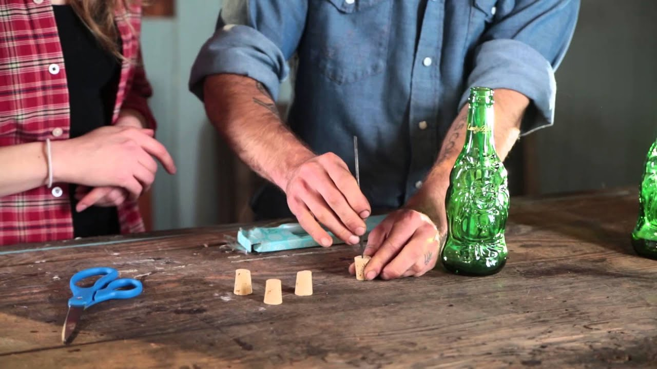 How to Make a Portable Incense Holder || Lucky Buddha Beer ...