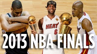 2013 NBA Finals: Spurs vs. Heat in 22 minutes | NBA Highlights