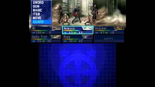 Shin Megami Tensei: Devil Summoner: Soul Hackers 3DS playthrough part 1