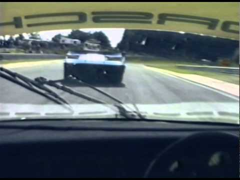 Awesome In car action! Stefan Bellof - Spa 1000kms - Porsche 956