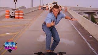 Hard Target Van Damme Full Motorcycle Fight Martial Arts 4K Film edit, Parliament Cinema Club 4k,
