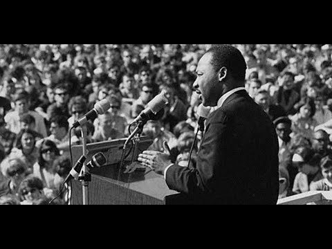 MLK and a Radicalizing Moment in American History -  Michael Ratner on Reality Asserts Itself Pt 3/7