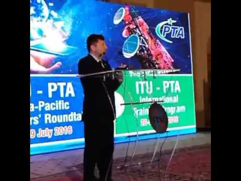 ITU-PTA Asia-Pacific Regulators International Training Program (ITP) 2016