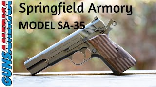NEW! Springfield Armory SA-35 - Fขll Review