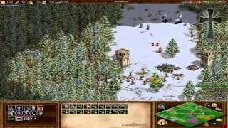 Age of Empires II - 100ª Partida Multijugador En Línea - Tulio, Nacho y Fede