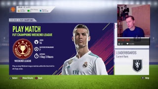 FUT CHAMPIONS WEEKEND LEAGUE #3 p7 (LIVE STREAM) (FIFA 18)