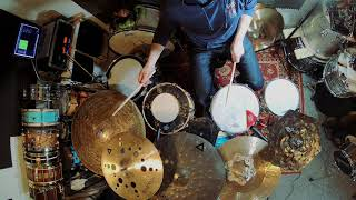 Getting creative with drums and percussion