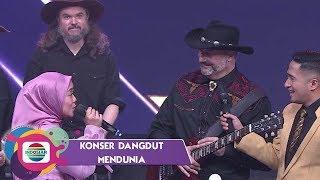 Luar Biasa! LESTY Da Ajarin Nyinden MEGHAN Vokalis Dangdut Cowboys Amerika - Konser Dangdut Mendunia