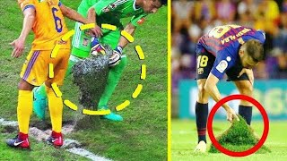 25 BIGGEST Cheaters in Football - Unsportsmanlike & Disrespectful Moments-Football Stars