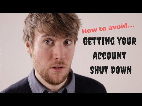 How to avoid getting your Amazon account SHUT DOWN permanently or suspended