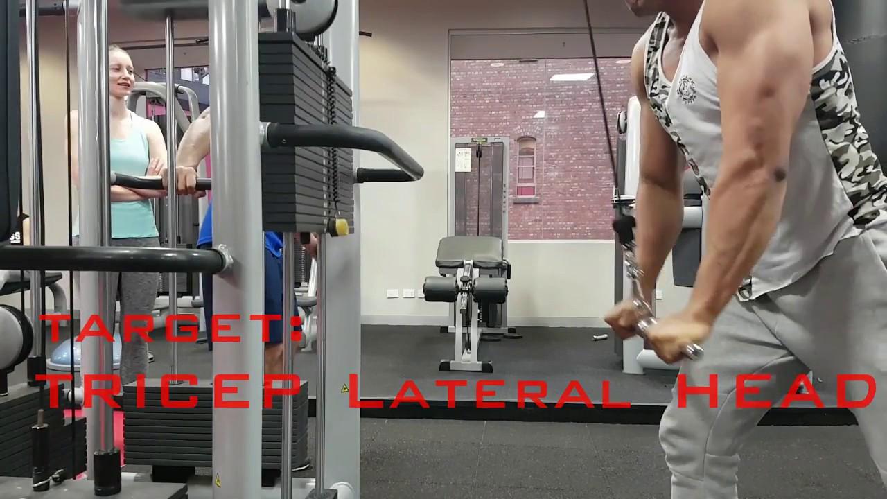 Triceps Tutorial