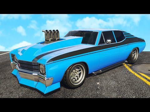 NIEUWE BESTE MUSCLE CAR in GTA 5? (GTA 5 DLC) thumbnail