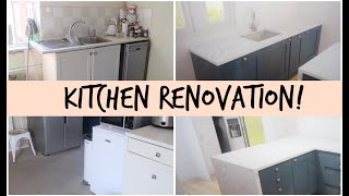 KITCHEN RENOVATION - HOW IT SHOULD LOOK! | WEEKEND VLOG | KERRY CONWAY