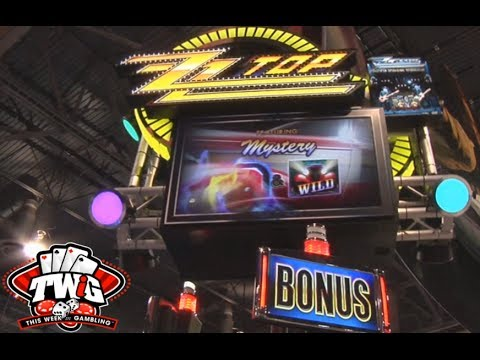 Zz top live from texas slot machine sd memory card slot