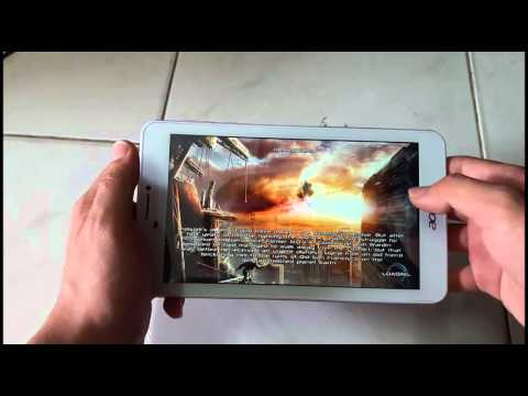 Gaming test Acer Iconia B1-723