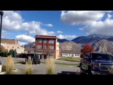 Afternoon Vlog: downtown Ogden; Salvation Army; homeless; outside train depot museum; Utah