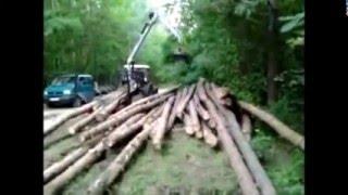 Przyczepa Leśna We-10