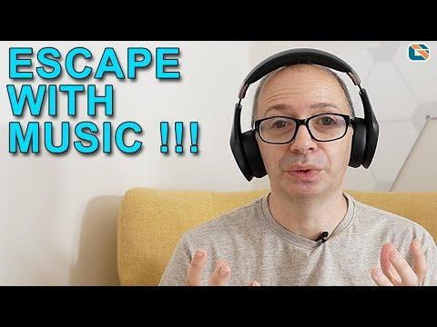 a31a03ab0a4e64 Motorola Pulse Escape+ Wireless Headphones Review - YouTube