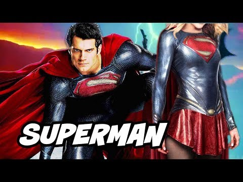 Justice League Superman - Supergirl Green Lantern and Justice League Sequel