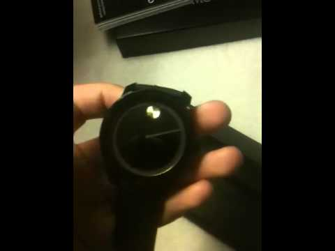 Movado Big Bold watch Full Review