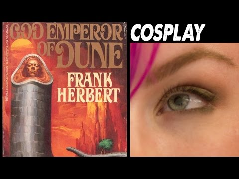 """Cosplay: 'DUNE' SAND WORM Cosplay """"God Emperor of Dune"""" Behind the Scenes"""