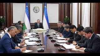 Президент провел совещание по вопросам животноводческой и садоводческой отраслей