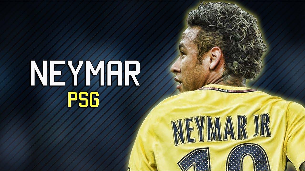 Download Neymar First Match For PSG - Skills & Goals 2017/2018 HD