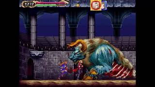 Castlevania Portrait of Ruin Easy Boss Fight Number 2