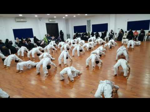 Al waha international School  Teakwondo & karate Club