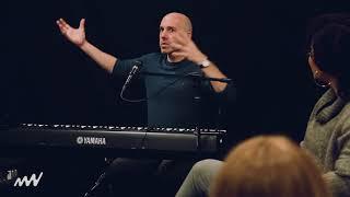 JD Walter master class at Musical Wave / Обзор мастер-класса по импровизации в школе Musical Wave