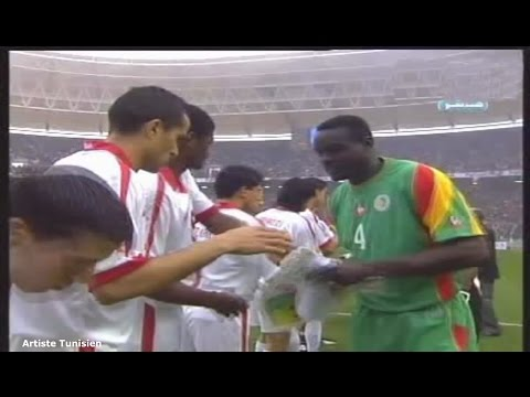 Match Complet CAN 2004 Tunisie vs Sénégal (1-0) 07-02-2004