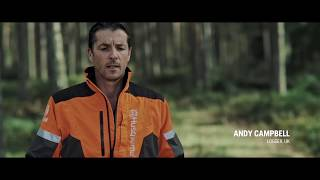 Husqvarna X-Cut: From a Pro's Angle - Andy Campbell