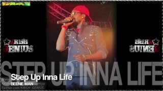 Beenie Man - Step Up Inna Life [Animal Instinct Riddim] Jan 2013