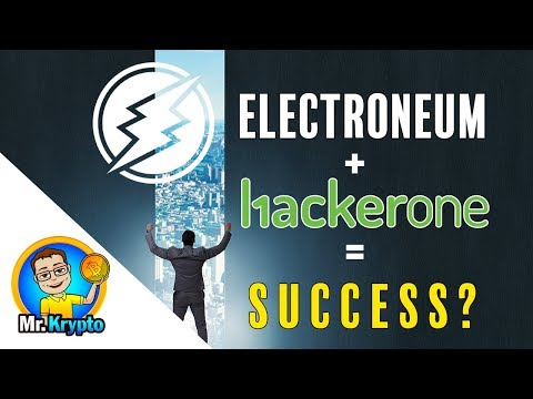 Electroneum + Hackerone = SUCCESS?