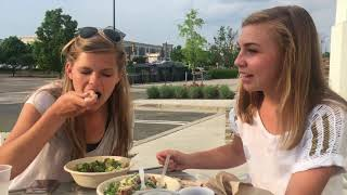 Chopt Creative Salad Company Review and VLOG- Health & Wellness Project