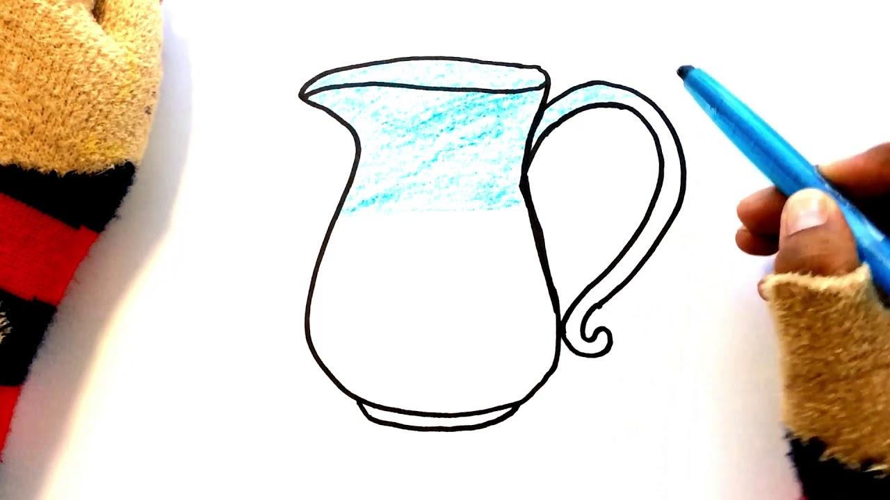 Como Dibujar Una Jarra Como Dibujar Una Jarra Paso A Paso