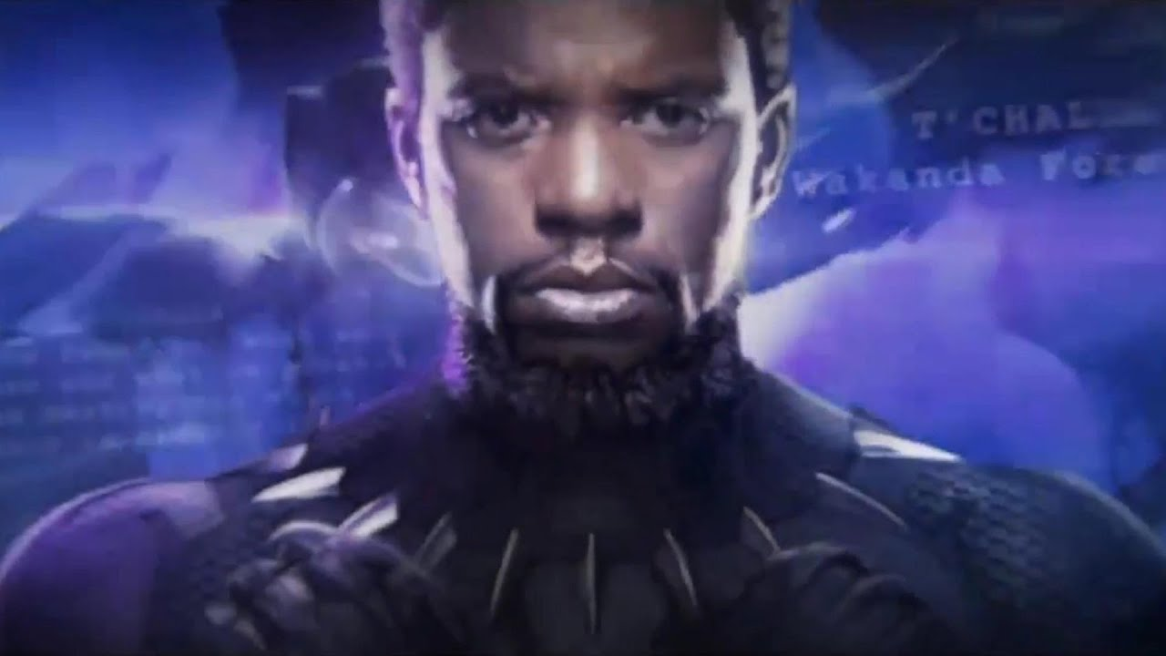 Disney Plus updates Black Panther movie intro with Chadwick ...