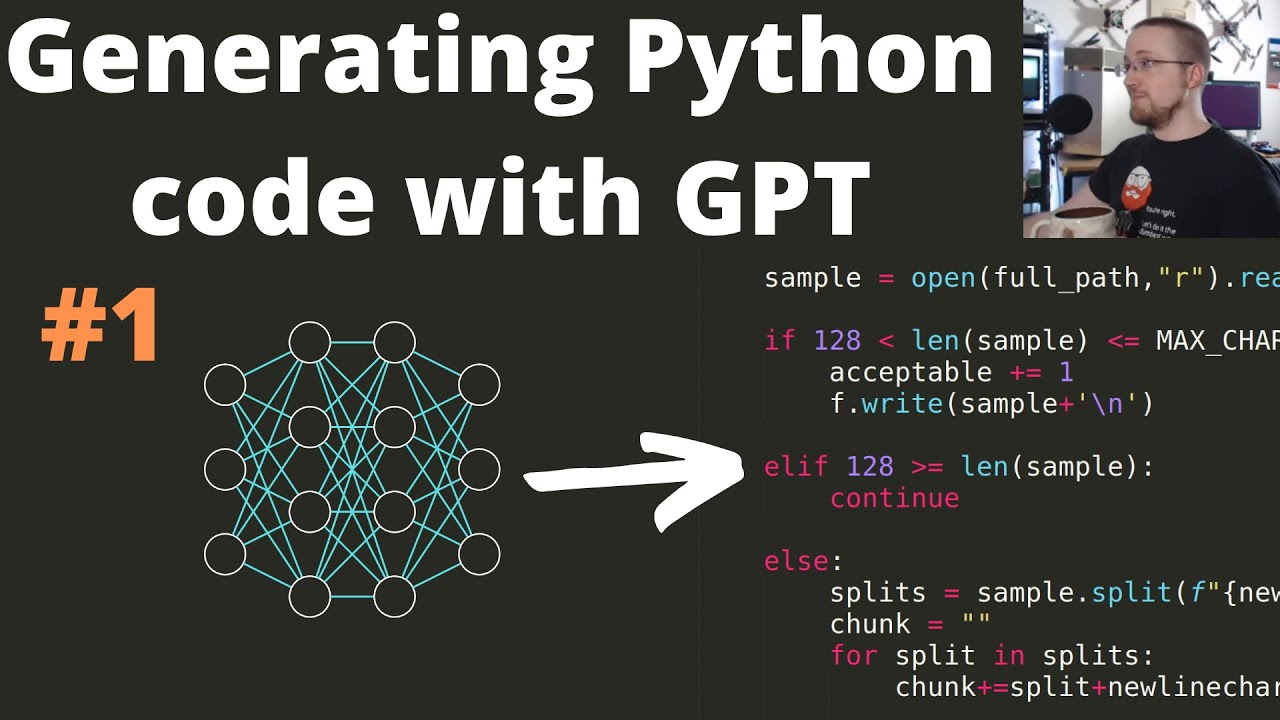 Generative Python Transformer P.1 - Acquiring Raw Data