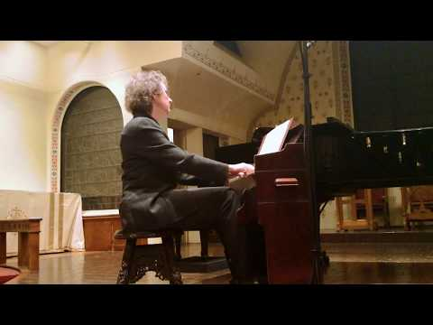 Louis Lewandowski: Jewish music on Yamaha pump reed organ